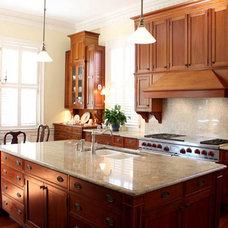 Traditional Kitchen 60 Montagu Street