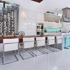Contemporary Kitchen by Jeri Koegel Photography