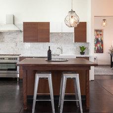 Contemporary Kitchen by baranstudio : architecture