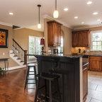 Feltham-Hayes Kitchen Remodel - Traditional - Kitchen - Portland - by Jason Ball Interiors, LLC