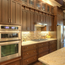 Craftsman Kitchen by Reminiscent Homes, LLC.