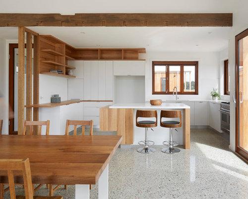 Scandinavian Kitchen Design Ideas Renovations Photos