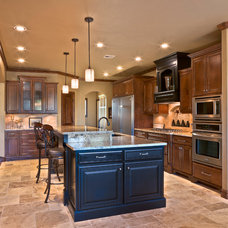 Traditional Kitchen by Green Homes