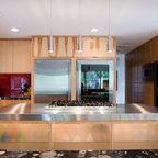 A Modern Miami Home Modern Kitchen Miami By Dkor