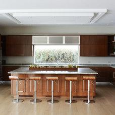 Contemporary Kitchen by Jason Thomas Architect