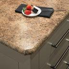 Birch Kitchen Cabinets Laminate Flooring Stainless Steel
