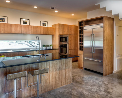 Refrigerator Surround Home Design Ideas, Pictures, Remodel ...