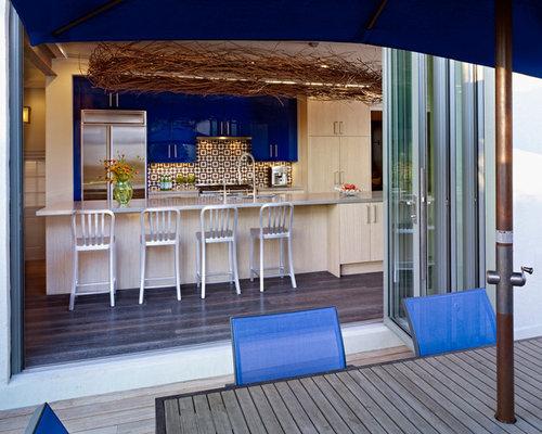 Royal Blue Kitchen Ideas Photos
