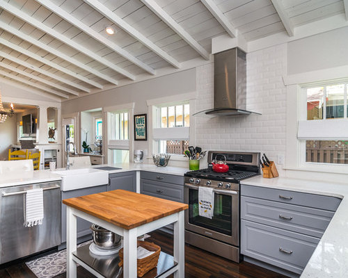 for a timeless u shaped open concept kitchen remodel in tampa