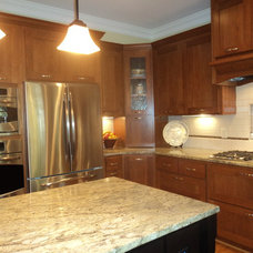 Kitchen by Belle Jones - William E Wood & Associates