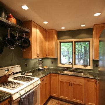 8' X 8' Kitchen Remodel