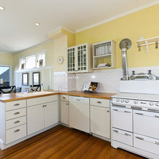 Traditional Kitchen by Angelo Cosentino | Real Estate | McGuire