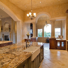 Traditional Kitchen by Astra Construction