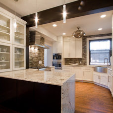 Contemporary Kitchen by Shawna Jaramillo