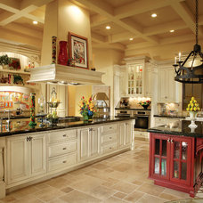 Traditional Kitchen by Elite Builders of Colorado