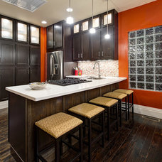 Contemporary Kitchen by S&K Interiors