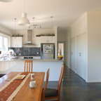 DuChateau Floors - Marshall White Penthouse - Modern - Kitchen - Melbourne - by DuChateau Floors