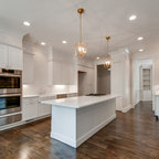 Mahoney Architects & Interiors: A gourmet retro kitchen - Traditional - Kitchen - San Francisco ...