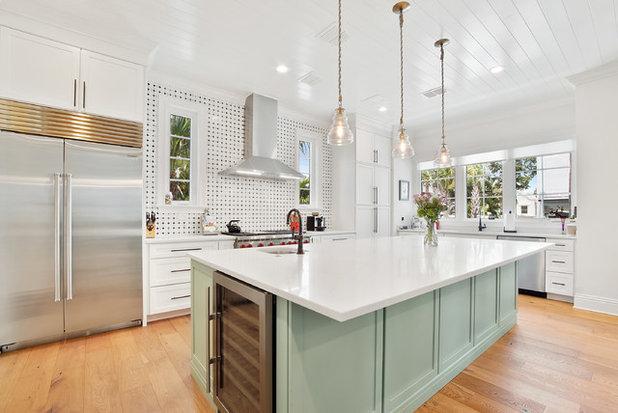 Mediterranean Kitchen by Aspen Venture Group