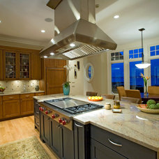 Contemporary Kitchen by Spivey Architects, Inc.