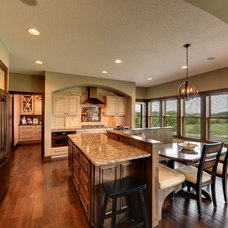 Traditional Kitchen by The Barkleys Edina Realty