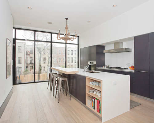 Townhouse Kitchen Houzz