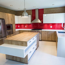 Contemporary Kitchen by Euro Kitchens
