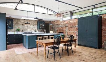 A beautiful Kent oast house renovation: kitchen
