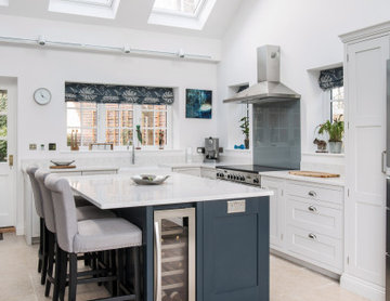 A Beautiful Kitchen Extension with Floods of Natural Light