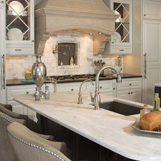 Traditional Kitchen by John Rogers Renovations, Inc.