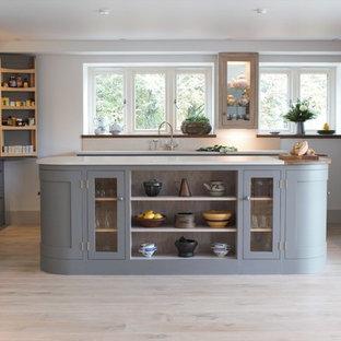 A Beautiful Open Plan Barn Conversion Kitchen