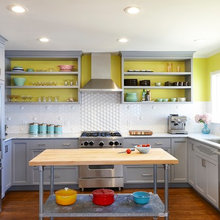 Kitchen of the Week: An 'Aha' Tile Moment in San Francisco