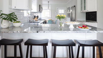 A Bright and Airy Renovated Kitchen