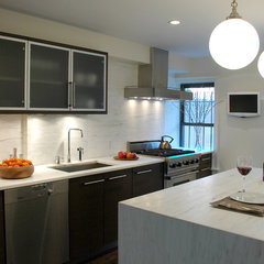 contemporary kitchen by MUSE Architecture