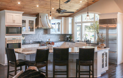 My Houzz: Warm and Airy Kitchen Update for a 1980s Ranch House