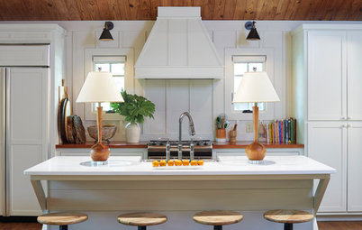 New This Week: 3 Ways to Warm Up a White Kitchen