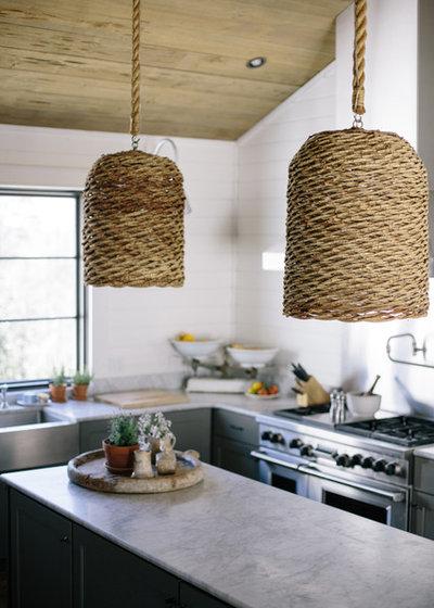 Farmhouse Kitchen by Jordana Nicholson