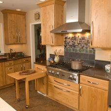 Traditional Kitchen by Design Alternatives