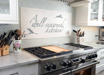 May I know what the backsplash is? Thanks!