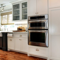 Traditional Kitchen by Compass Project Management