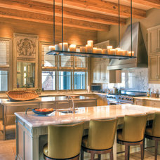Traditional Kitchen by The Images Publishing Group