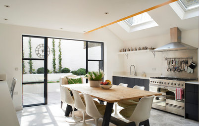 Houzz Tour: Extending and Updating a Victorian Home in West London