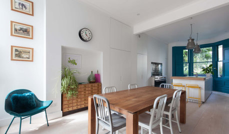 Houzz Tour: A Clever Rejig Adds a Bedroom to a Victorian Terrace