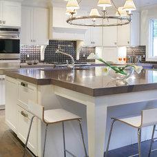 Contemporary Kitchen by Kenneth Davis Lux International
