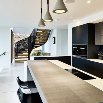 A contemporary Kitchen Space