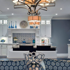 Contemporary Kitchen by Elle Baker Interiors