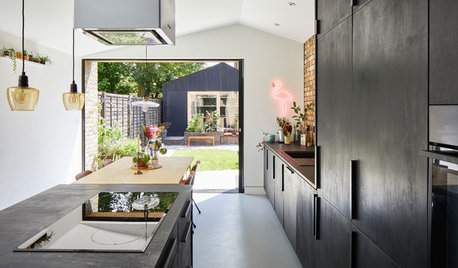 Kitchen Tour: Clever Design Kept a Stylish Extension on Budget