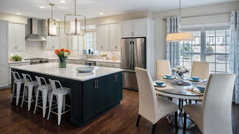 A Crisp and Clean Kitchen