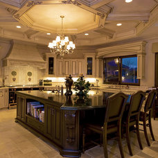 Traditional Kitchen by Stotler Design Group