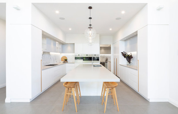 Contemporary Kitchen by The Dept of Design